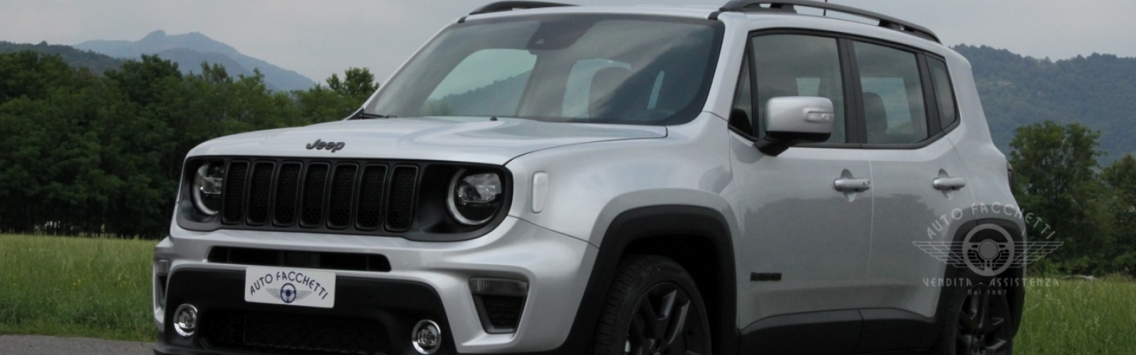 Jeep Renegade 1.3 DDCT 150CV serie S Glacer